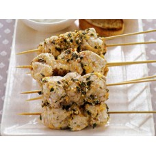 Garlic Fish Kabab